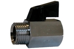 2901 Mini Ball Valve Product image (LKA)